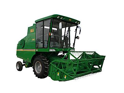 迪马3288型自走式小麦收割机