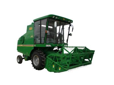 迪馬3288型自走式小麥收割機