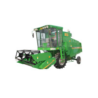 迪马3188型自走式小麦收割机