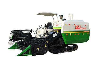 迪馬DM200型水稻收割機
