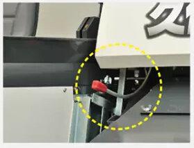 久保田4LZ-2.5(PRO688Q)全喂入履帶收割機操作手柄