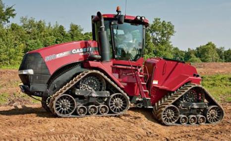 凯斯Quadtrac 500履带式拖拉机