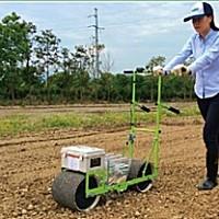 矢崎SYV-2M蔬菜播種機