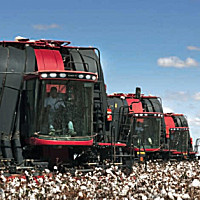 凯斯Cotton Express 635采棉机