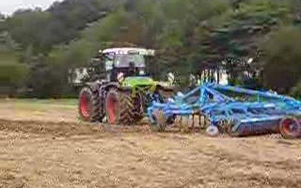 科乐收(CLAAS)拖拉机与德国LEMKEN农具联合(上)