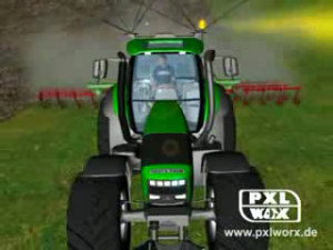 道依茨Agrosky系列拖拉机宣传片