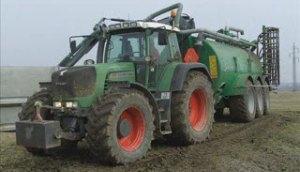 芬特930型拖拉机