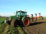 芬特412型拖拉机作业视频