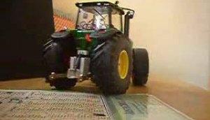 約翰迪爾8530拖拉機模型2