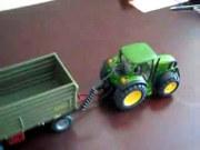约翰manbetx万博体育6920拖拉机模型
