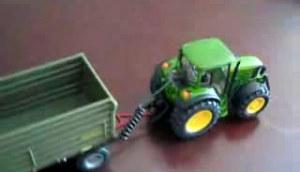 約翰迪爾6920拖拉機模型