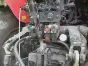 网友介绍弗格森6495拖拉机