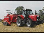 紐荷蘭及維美德拖拉機照片