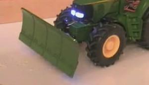 迪尔拖拉机模型(FH)2