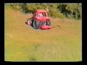 伊诺罗斯割草机工作视频