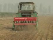 農哈哈免耕播種機工作視頻