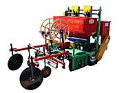 璞盛2CM-2马铃薯种植机单垄双行种植视频