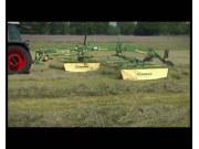 科羅尼(krone)swadro系類旋轉摟草機