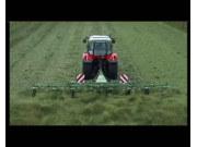 克罗尼(krone)kw系列旋转式牧草摊晒机