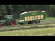 科罗尼(krone)ax系列青贮饲料拖车