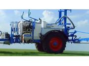 德国LEMKEN牵引式大田喷雾机作业视频