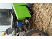 济宁裕龙农业机械有限公司——YL60100小麦,稻草,玉米秸秆打捆机作业视频
