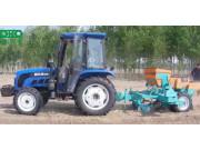 黑龍江北大荒眾榮農機有限公司——免耕播種機作業視頻