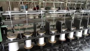 安徽泉翔繩業有限公司生產線工作視頻