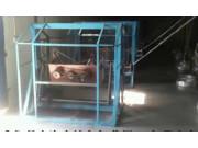 安徽泉翔绳业有限公司—塑料打捆绳生产加工设备工作视频