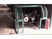 安徽泉翔绳业有限公司—小机子捆草绳加工设备(合绳机)工作视频