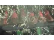 天人迪爾9660現場收獲作業視頻
