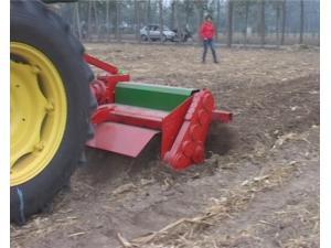 豪豐1GQNM-200型根茬粉碎旋耕機作業視頻