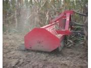 豪丰4J-180B型秸秆粉碎还田机作业视频