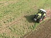豪狮Tiger AS耕耘机作业视频