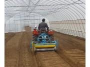 三丰1ZKN-125型旋耕起垄机作业视频