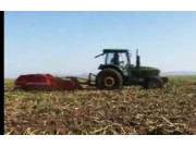 中机美诺1600A马铃薯收获机械作业视频