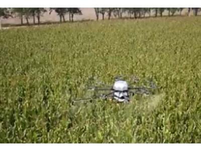 天途航空M8A植保无人机作业视频