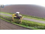 Claas Xerion 3300大马力拖拉机作业实拍视频