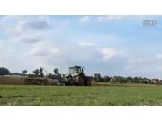 约翰迪尔8420拖拉机作业视频