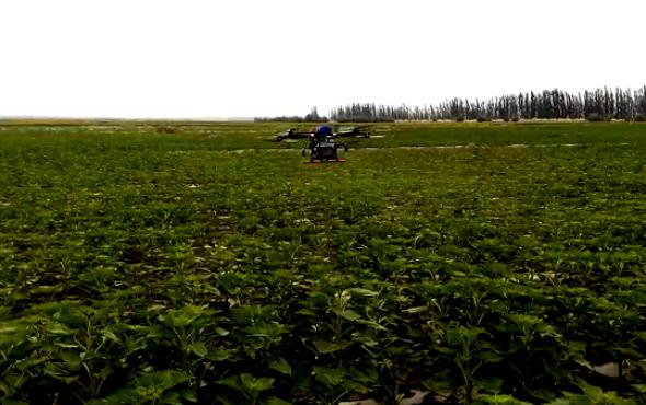 無人機作業視頻——北方天途航空