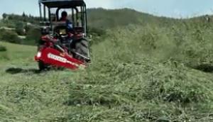 伊诺罗斯BFS-270H往复式割草机作业视频