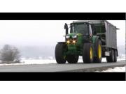 約翰迪爾6M系列拖拉機作業視頻