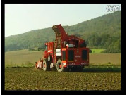 德国荷马T3全自动甜菜收获机