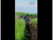 河北冀農調幅犁內蒙作業視頻