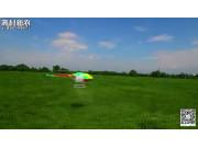 高科新农植保无人机-浙江水稻作业视频