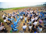 德國LEMKEN青島工廠開業一周年慶典——雷肯農業機械青島有限公司