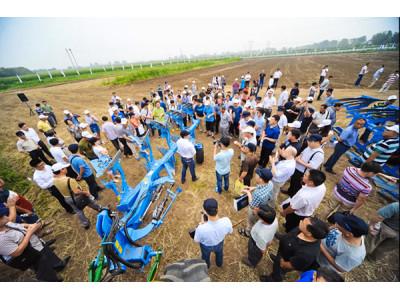 德国LEMKEN青岛工厂开业一周年庆典——雷肯农业机械青岛有限公司