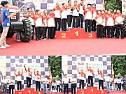 2015年中国农机手大赛西部省际联赛专题